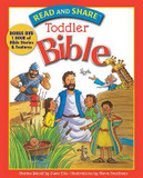 Read and Share Toddler Bible cover photo