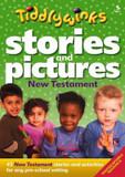 Stories and Pictures New Testament cover photo