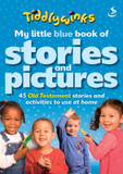 My Little Blue Book of Stories and Pictures (Old Testament) cover photo
