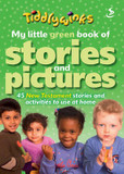 My Little Green Book of Stories and Pictures (New Testament) cover photo