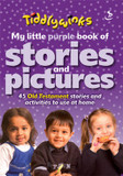 My Little Purple Book of Stories & Pictures (Old Testament) cover photo