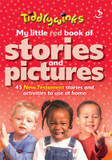 My Little Red Book of Stories & Pictures (New Testament) cover photo