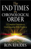 The End Times in Chronological Order: A Complete Overview to Understanding Bible Prophecy cover photo