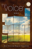 The Voice Bible: Step into the Story of Scripture: Personal Size cover photo