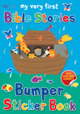 My Very First Bible Stories Bumper Sticker Book cover photo