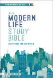 The NKJV Modern Life Study Bible: God's Word for Our World cover photo