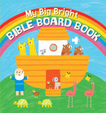 My Big Bright Bible Board Book cover photo