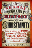A Nearly Infallible History of Christianity cover photo