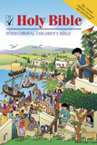 Icb International Children's Bible: IDB Bible : New Century Version cover photo