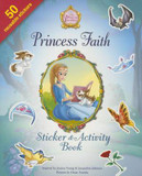 Princess Faith Sticker and Activity Book cover photo