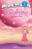 Pinkalicious and Planet Pink cover photo