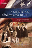 NKJV, American Woman's Bible cover photo