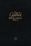 NKJV The Gaither Homecoming Bible Black Bonded Leather [9781401676070]