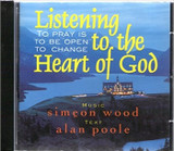 Listening To The Heart Of God - CD [9780863474286]