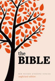 New Revised Standard Version Bible: Popular Text Edition: Containing the Old and New Testaments cover photo