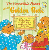 The Berenstain Bears and the Golden Rule cover photo