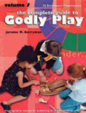 Godly Play: Enrichment Sessions: v. 7: 16 Enrichment Presentations cover photo