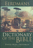 Eerdmans Dictionary of the Bible cover photo