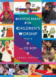 Creative Ideas for Children's Worship: Based on the Sunday Gospels: Year B cover photo