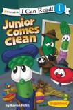 Junior Comes Clean / Veggietales / I Can Read! cover photo