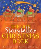 Lion Storyteller Christmas Book, The cover photo