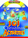 101 Christmas Activities cover photo