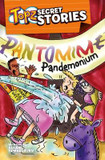 Topz Secret Stories - Pantomime Pandemonium cover photo