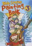 Bible Stories Painting Book 3 cover photo