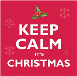 Keep Calm It's Christmas cover photo