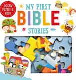 My First Bible Stories Jigsaw and Book cover photo