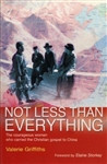 Not Less Than Everything cover photo