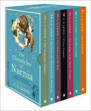 Chronicles of Narnia: The Chronicles of Narnia Box Set cover photo