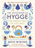 The Little Book of Hygge: The Danish Way to Live Well cover photo