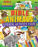 Bible Animals Stencil Activity Pack [9781781283158]