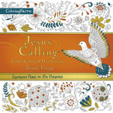 Jesus Calling Adult Coloring Book: Creative Coloring and Hand Lettering cover photo