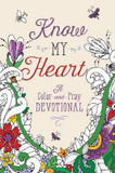 Know My Heart: A Color-and-Pray Devotional cover photo