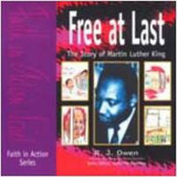 Free at Last: Story of Martin Luther King cover photo