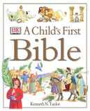 A Child's First Bible cover photo