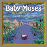 Baby Moses: The Brick Bible for Kids cover photo