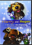 Harry And Megan In Seal Theme 1 Dvd [9780281067602]