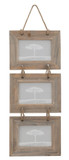 Picture frame Wd w/Rope Nat 22x65cm [HWPBA08]