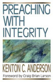 Preaching with Integrity cover photo
