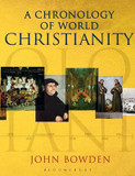 A Chronology of World Christianity cover photo