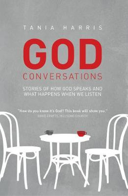 God Conversations: Stories of How God Speaks and What Happens When We Listen cover photo