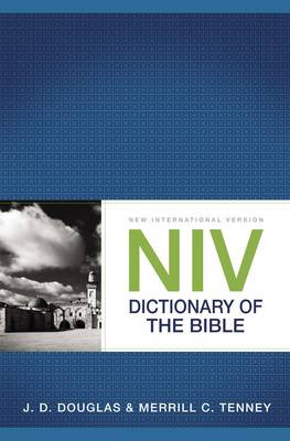 NIV Dictionary of the Bible cover photo