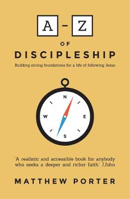 A-Z of Discipleship cover photo