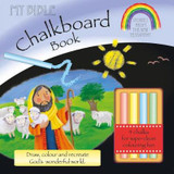 My Bible Chalkboard Book: Stories from the New Testament (Incl. Chalk) cover photo