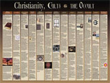 Christianity, Cults and the Occult Wall Chart cover photo
