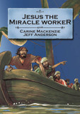 Jesus the Miracle Worker cover photo