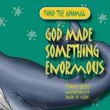 God Made Something Enormous cover photo